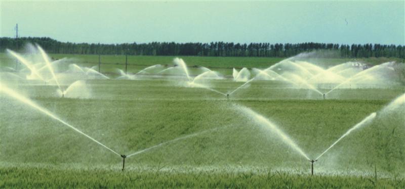新型农田灌溉项目